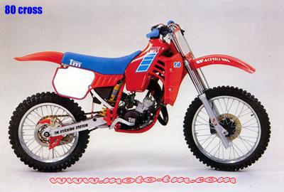 Moto tm Classic Page / Modelle 1986